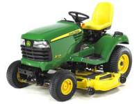 Craigslist Lawn Tractors Riding Mower Used Garden